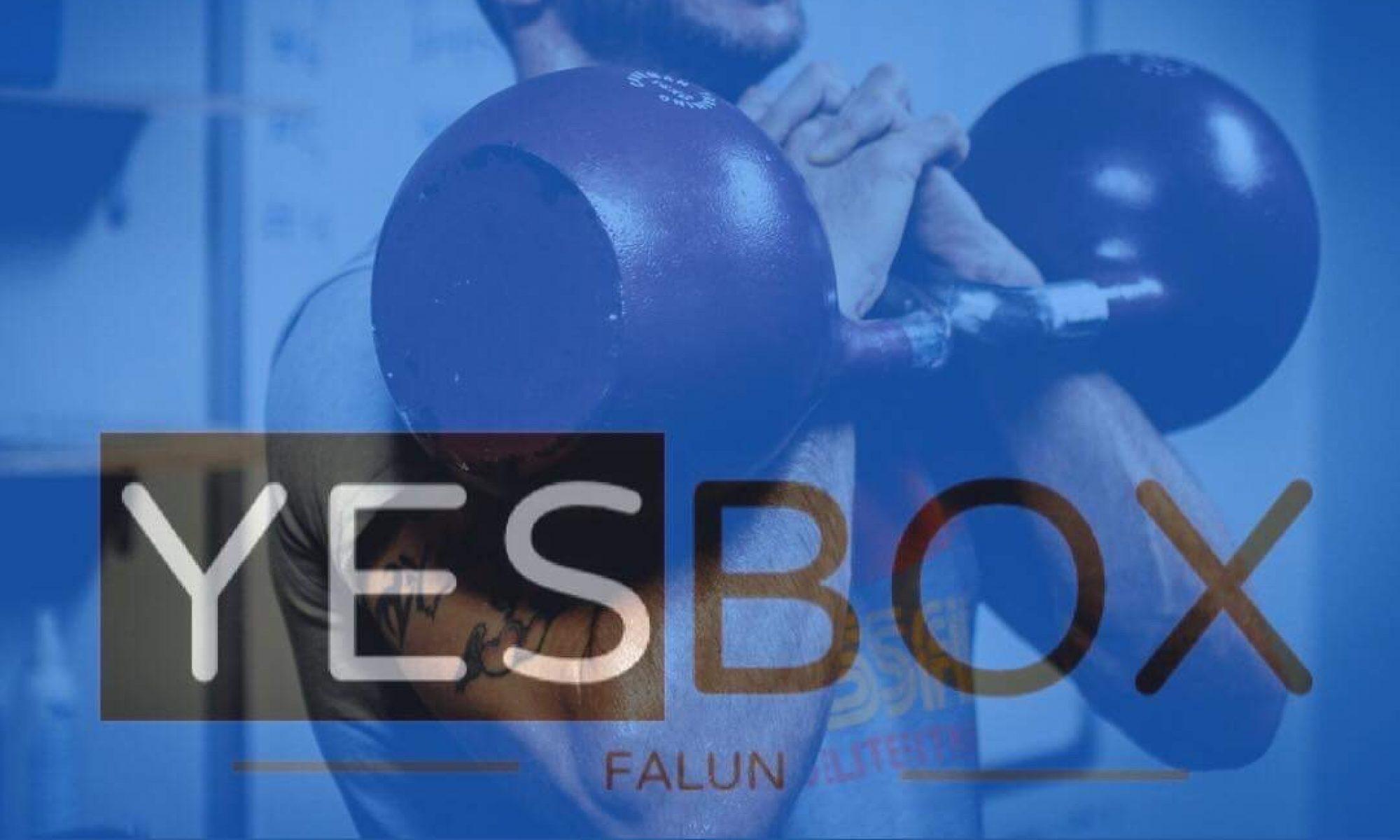YesBox Falun