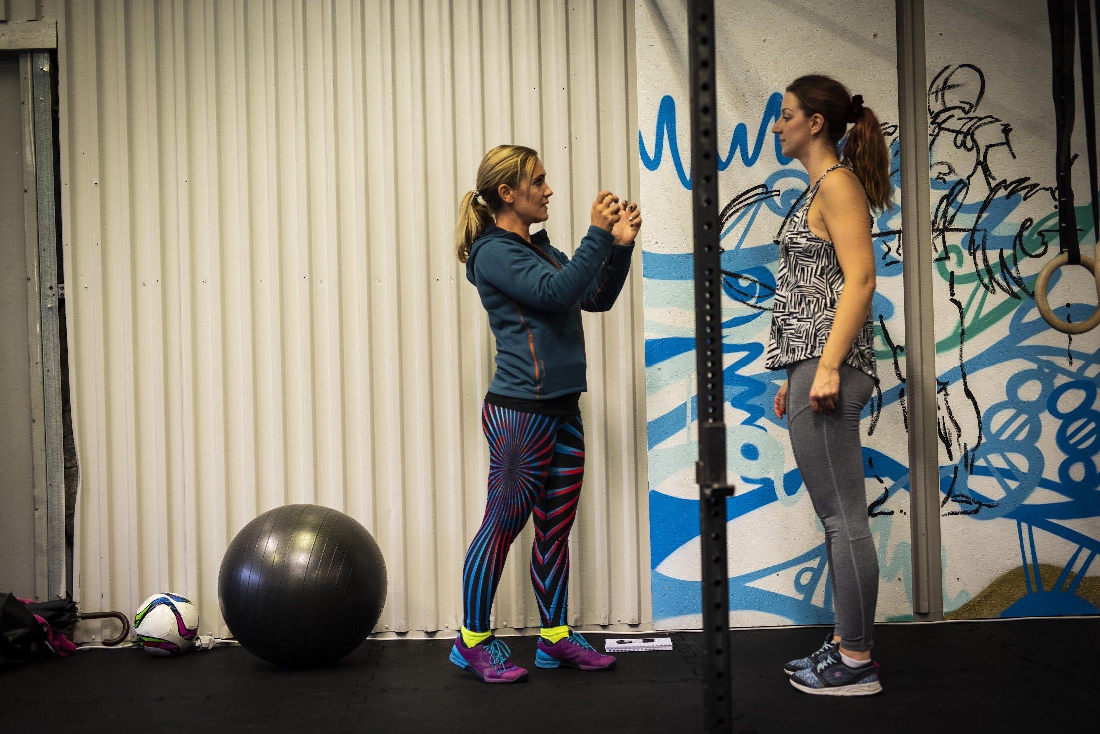 Personlig träning och individuell coachning